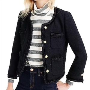 JCrew tweed jacket size 8